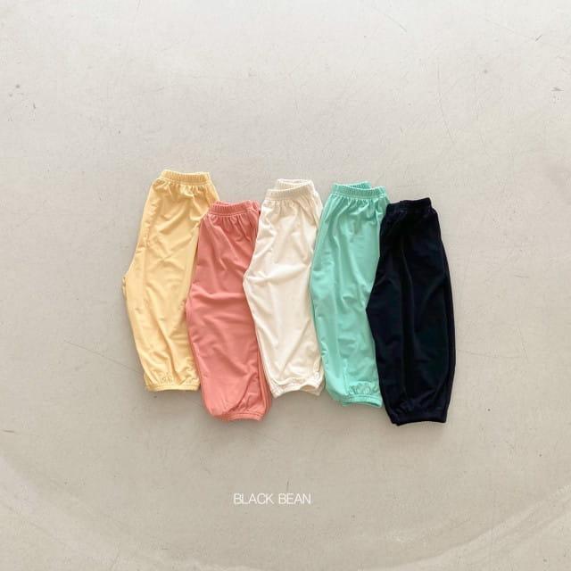 BLACK BEAN - BRAND - Korean Children Fashion - #Kfashion4kids - Ice Pants