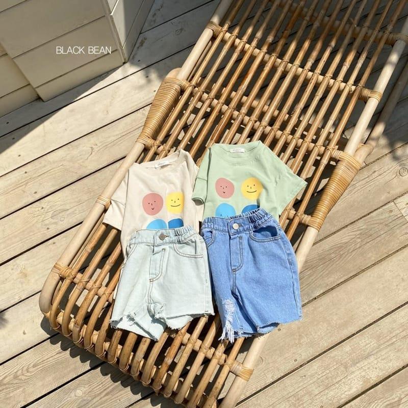BLACK BEAN - Korean Children Fashion - #Kfashion4kids - Main Tee