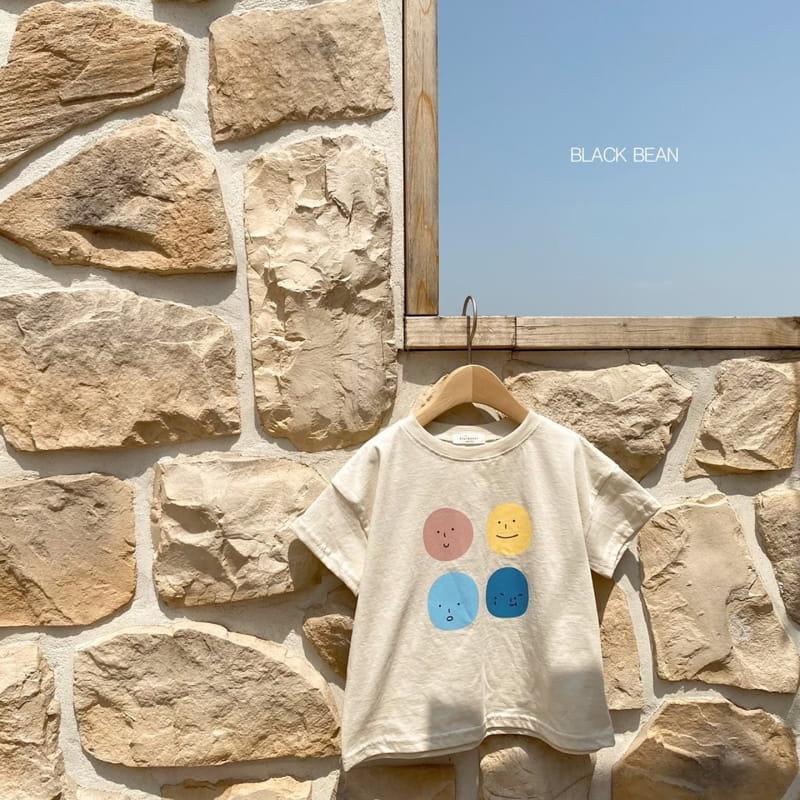 BLACK BEAN - Korean Children Fashion - #Kfashion4kids - Main Tee - 5
