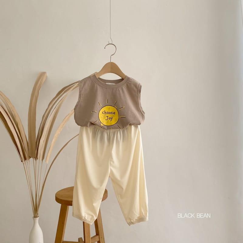 BLACK BEAN - Korean Children Fashion - #Kfashion4kids - Joy Sleeveless Tee - 7