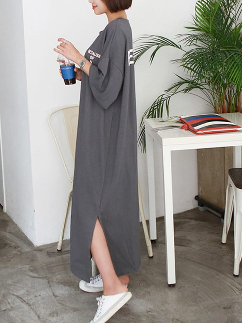 BLACKBANANA - Korean Children Fashion - #Kfashion4kids - Obu One-piece - 2