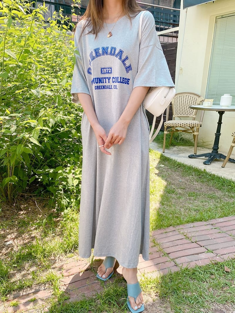 BLACKBANANA - BRAND - Korean Children Fashion - #Kfashion4kids - Tail One-piece