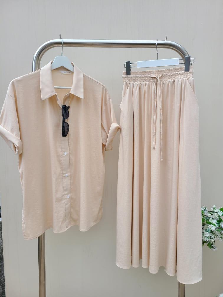 BLEND - Korean Children Fashion - #Kfashion4kids - Manny Maxi Two-piece - 4