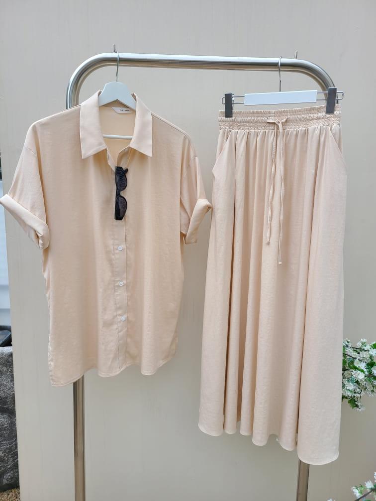 BLEND - Korean Children Fashion - #Kfashion4kids - Manny Maxi Two-piece - 5