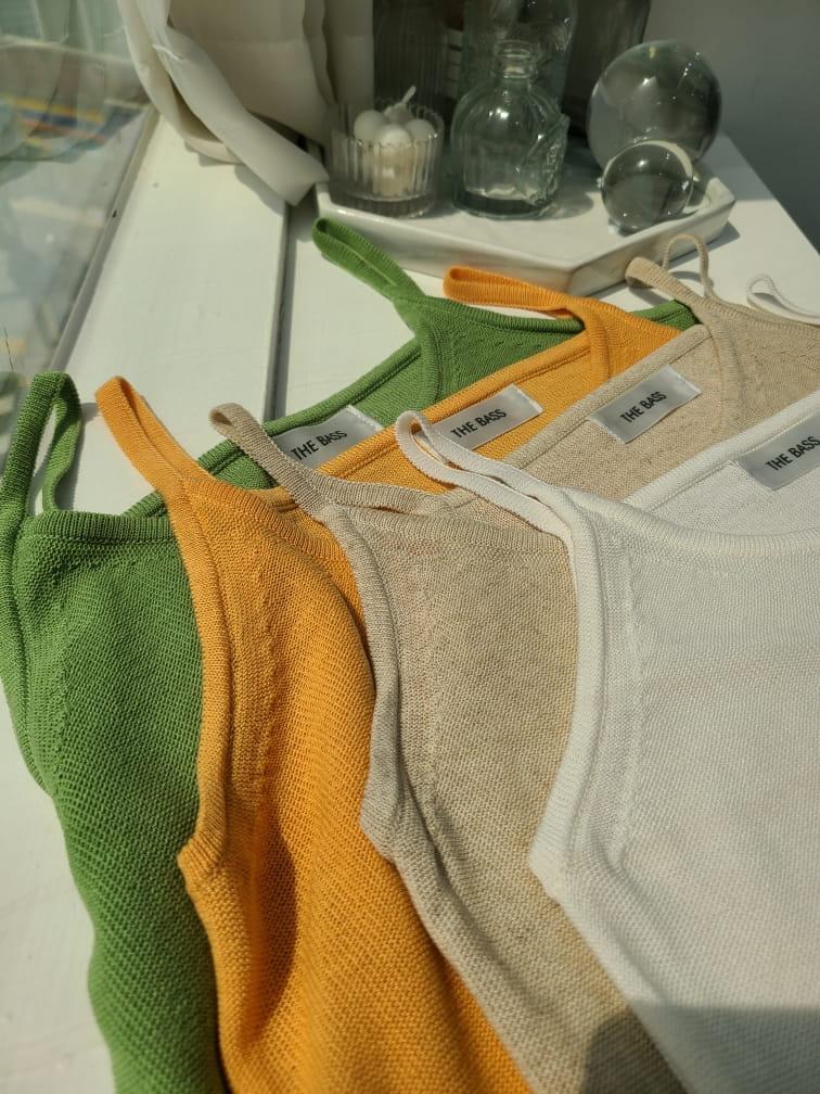 BLEND - Korean Children Fashion - #Kfashion4kids - Reverse sleeveless - 4
