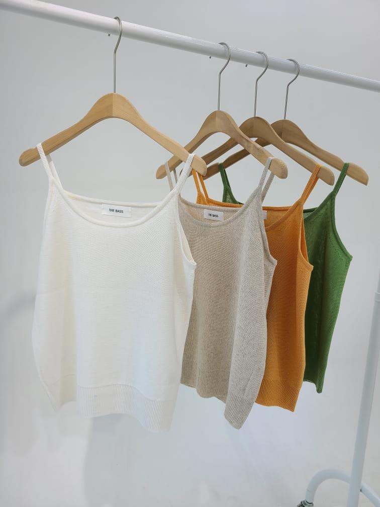 BLEND - BRAND - Korean Children Fashion - #Kfashion4kids - Reverse sleeveless