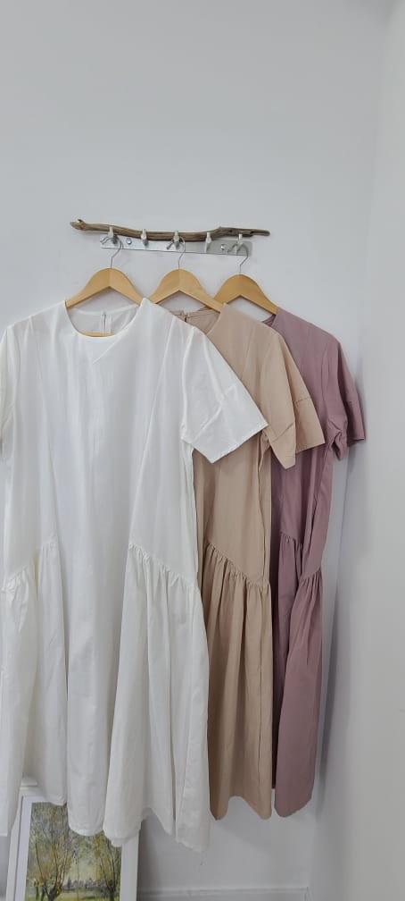 BLEND - Korean Children Fashion - #Kfashion4kids - Le n Cotton One-piece - 2