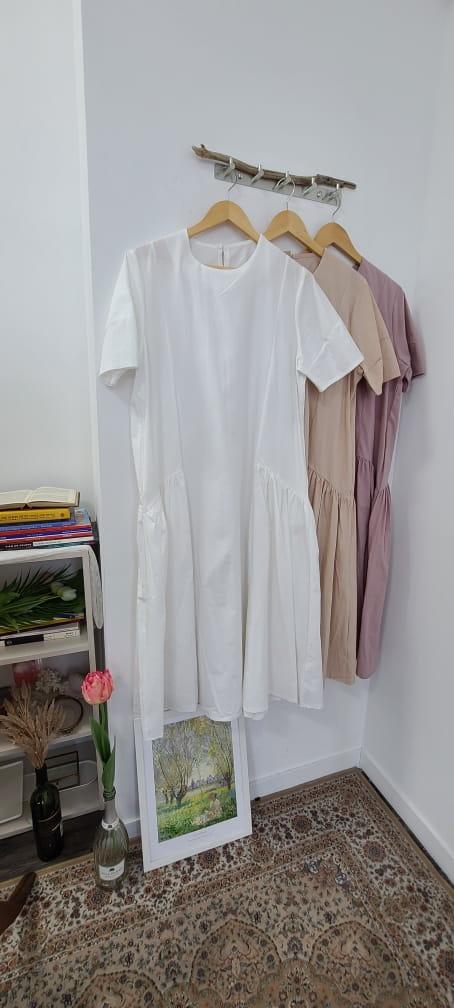 BLEND - Korean Children Fashion - #Kfashion4kids - Le n Cotton One-piece - 3