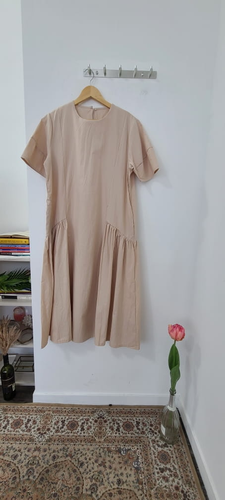 BLEND - Korean Children Fashion - #Kfashion4kids - Le n Cotton One-piece - 5