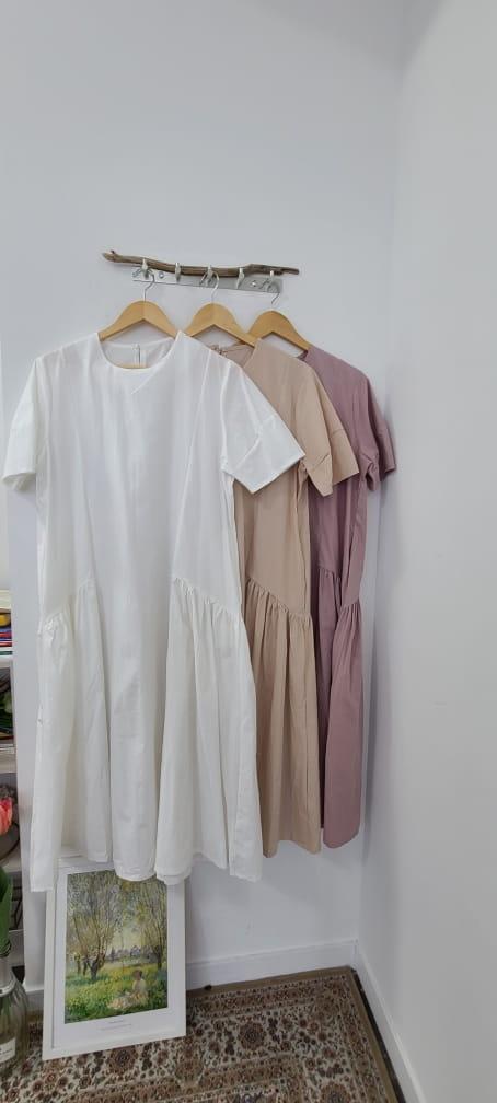 BLEND - BRAND - Korean Children Fashion - #Kfashion4kids - Le n Cotton One-piece