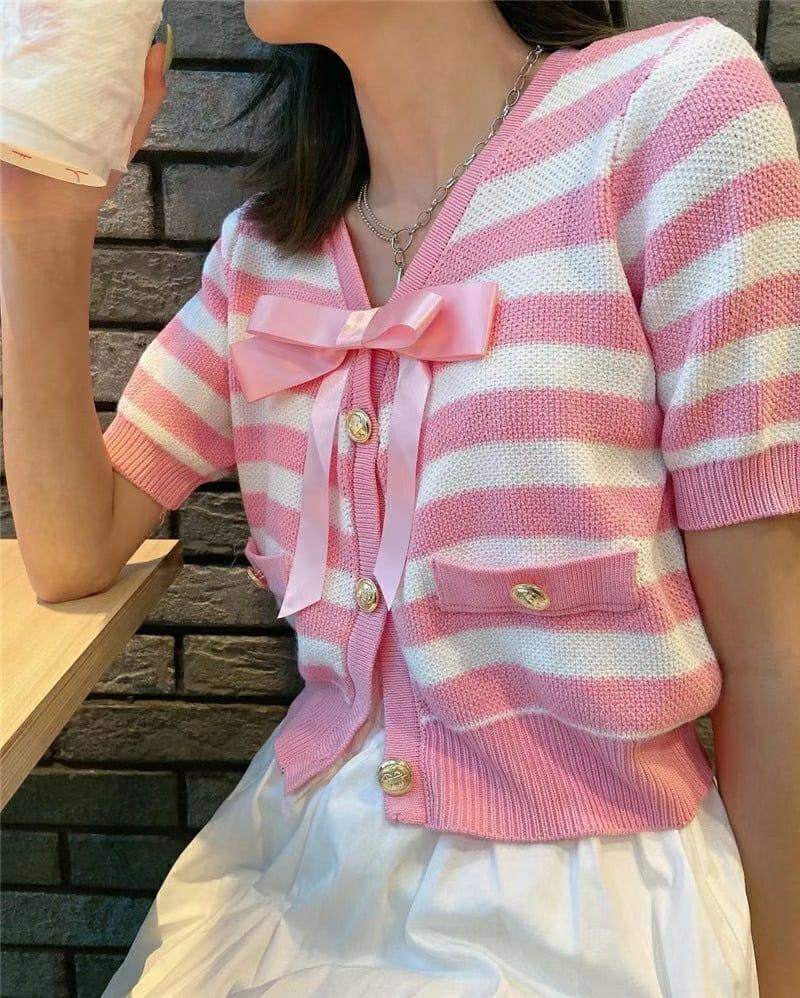BLEND - Korean Children Fashion - #Kfashion4kids - Lulu cardigan - 2