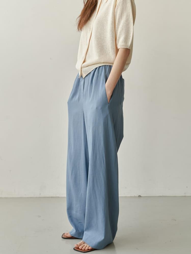 BRUNI - BRAND - Korean Children Fashion - #Kfashion4kids - Lu Linen Pants