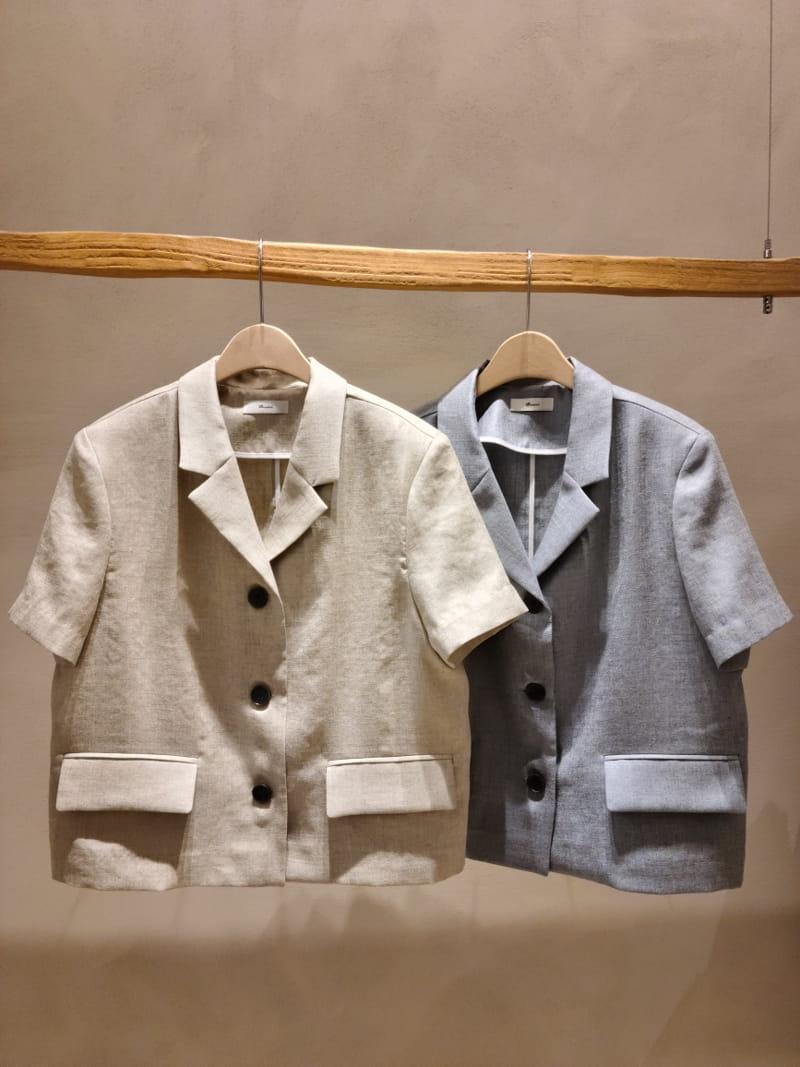 BRUNI - Korean Children Fashion - #Kfashion4kids - Dana Jacket - 3