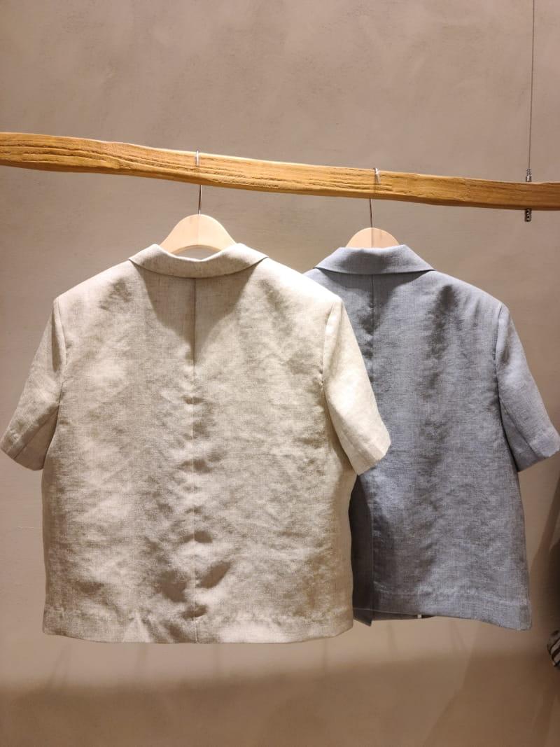 BRUNI - Korean Children Fashion - #Kfashion4kids - Dana Jacket - 4
