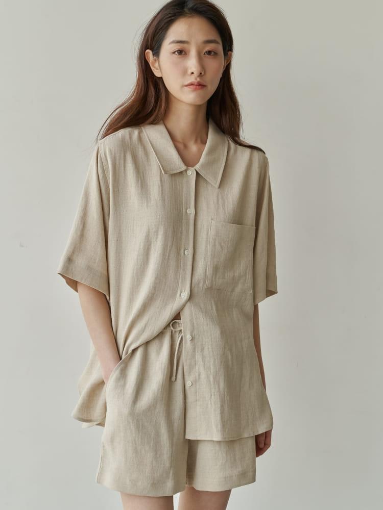 BRUNI - Korean Children Fashion - #Kfashion4kids - Acai Top Bottom Set