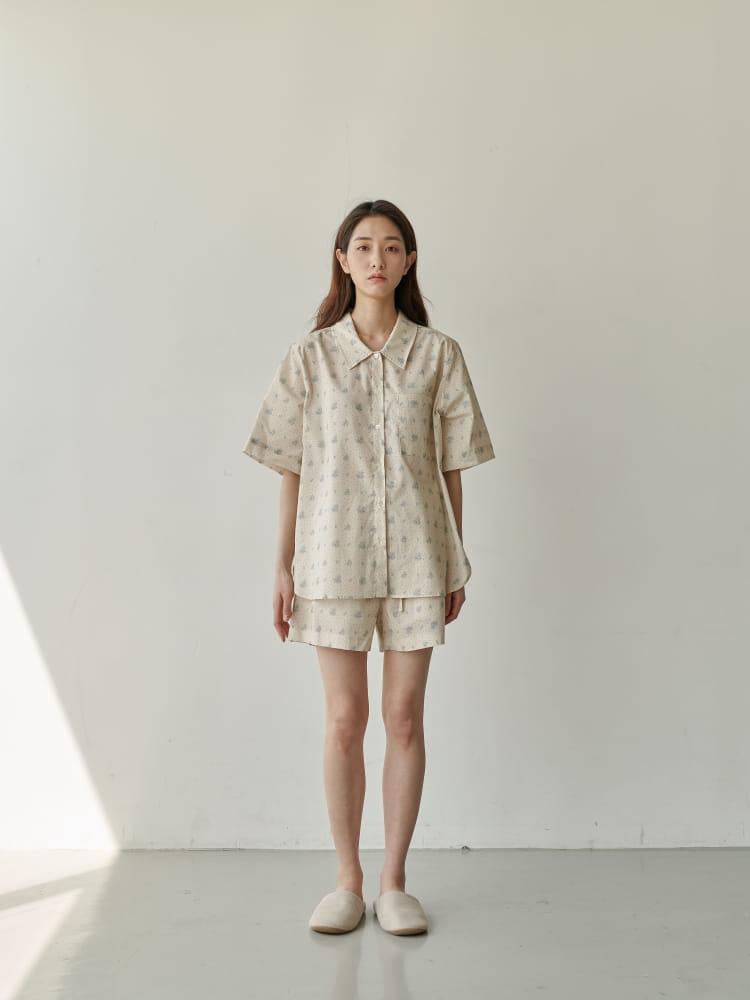 BRUNI - Korean Children Fashion - #Kfashion4kids - Acai Top Bottom Set - 2