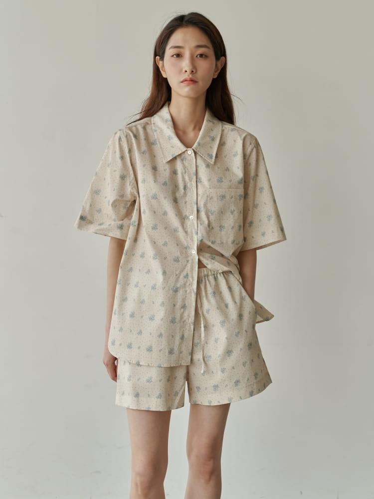 BRUNI - Korean Children Fashion - #Kfashion4kids - Acai Top Bottom Set - 3