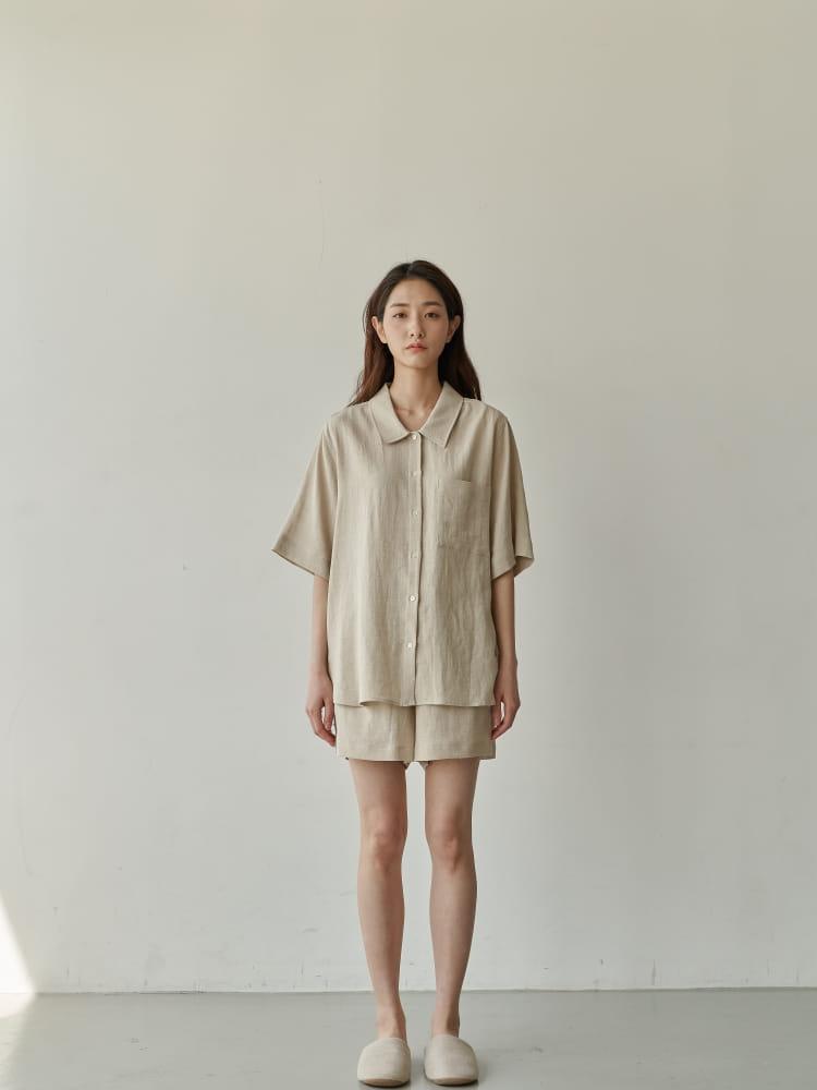 BRUNI - BRAND - Korean Children Fashion - #Kfashion4kids - Acai Top Bottom Set