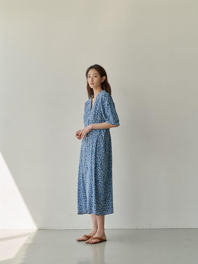 BRUNI - Korean Children Fashion - #Kfashion4kids - Dyeing One-piece