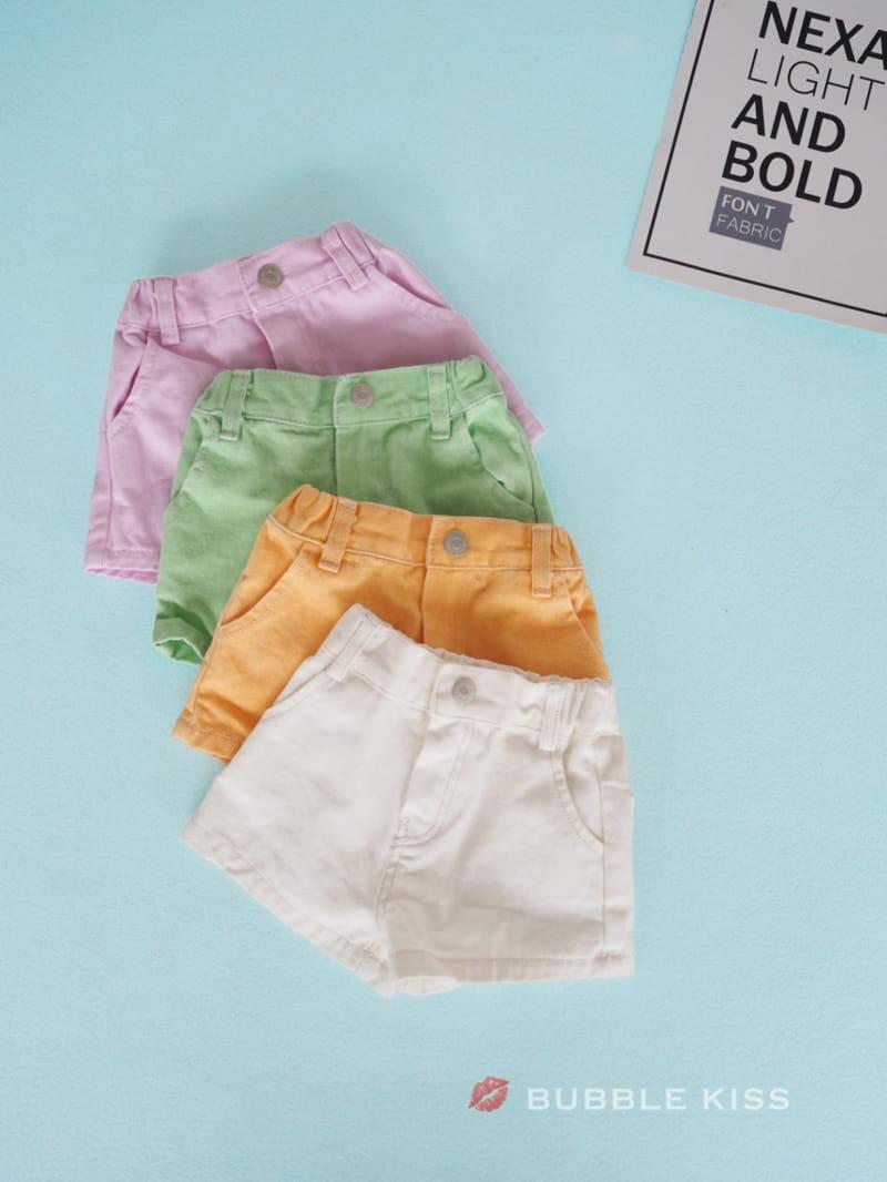 BUBBLE KISS - Korean Children Fashion - #Kfashion4kids - Sharbet Shorts
