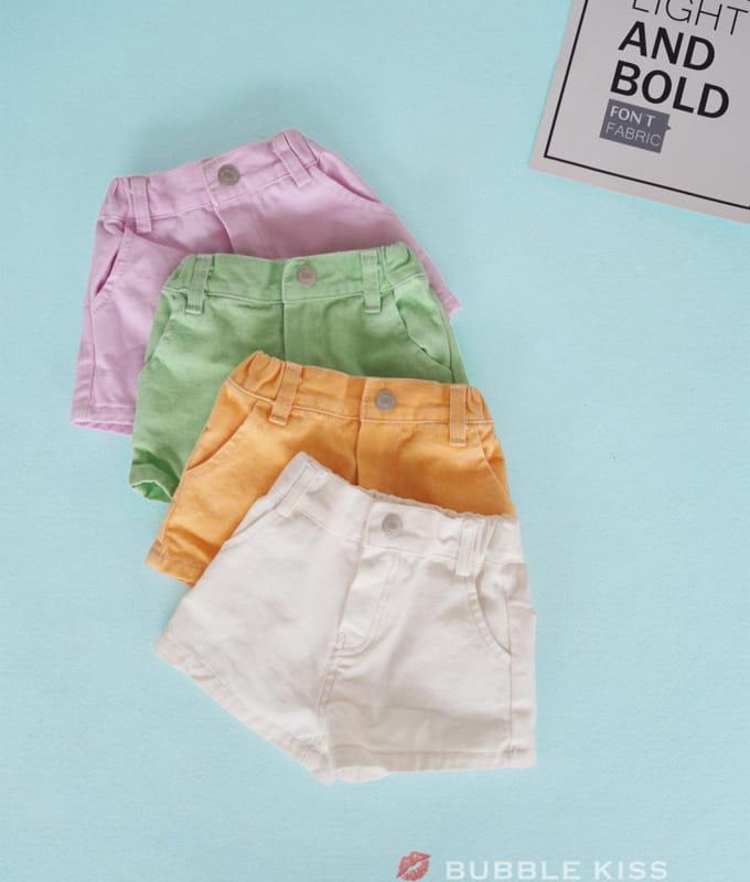 BUBBLE KISS - BRAND - Korean Children Fashion - #Kfashion4kids - Sharbet Shorts