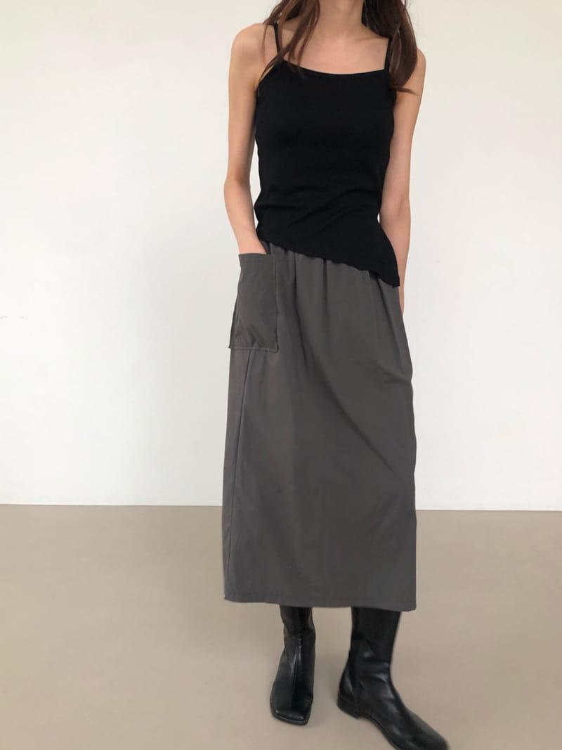 COCOJNISSI - Korean Children Fashion - #Kfashion4kids - Crunch Skirt