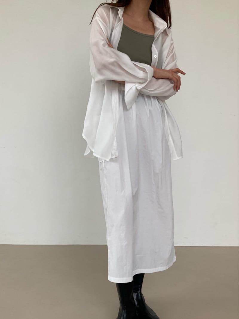 COCOJNISSI - Korean Children Fashion - #Kfashion4kids - Crunch Skirt - 4