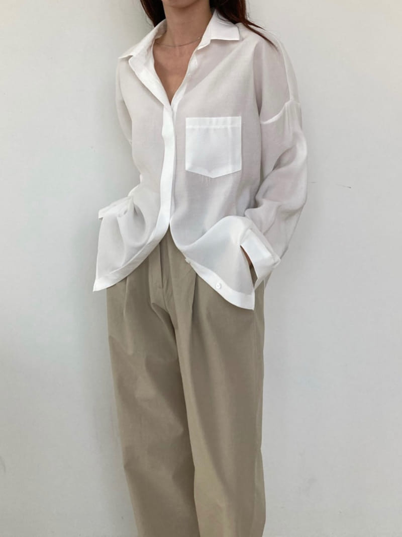 COCOJNISSI - Korean Children Fashion - #Kfashion4kids - Slat Shirt - 2