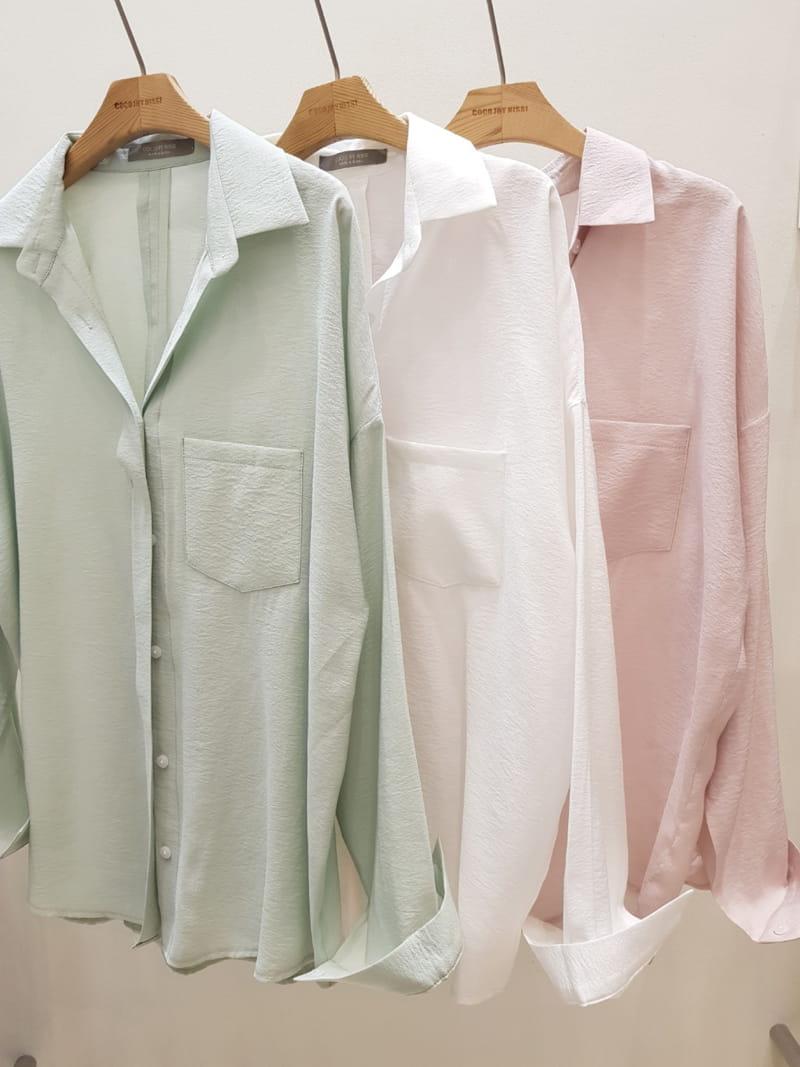 COCOJNISSI - Korean Children Fashion - #Kfashion4kids - Slat Shirt - 3