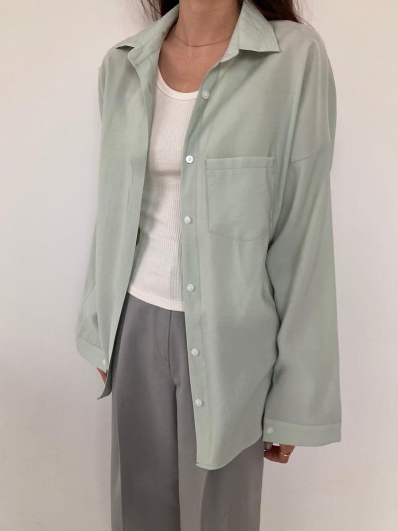 COCOJNISSI - Korean Children Fashion - #Kfashion4kids - Slat Shirt - 4