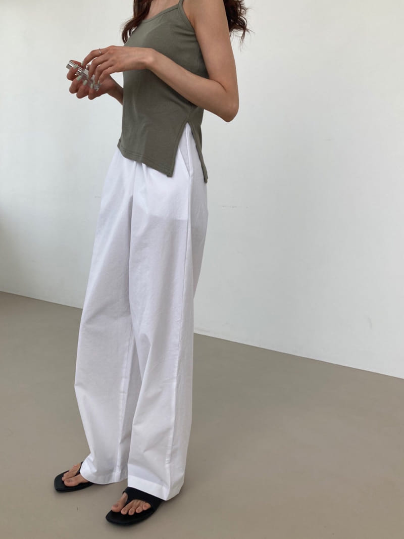 COCOJNISSI - Korean Children Fashion - #Kfashion4kids - Unblance Span Sleeveless - 2