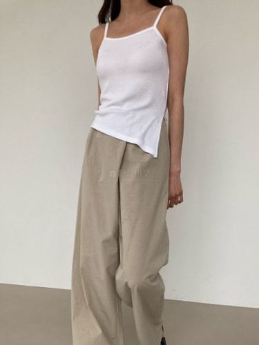 COCOJNISSI - BRAND - Korean Children Fashion - #Kfashion4kids - Unblance Span Sleeveless
