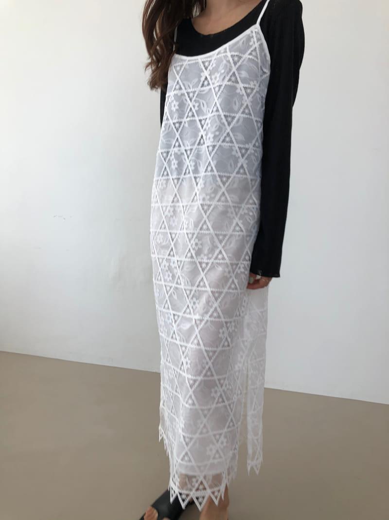 COCOJNISSI - Korean Children Fashion - #Kfashion4kids - Elia Lace One-piece