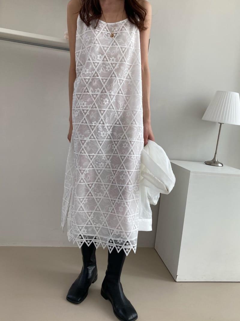 COCOJNISSI - BRAND - Korean Children Fashion - #Kfashion4kids - Elia Lace One-piece