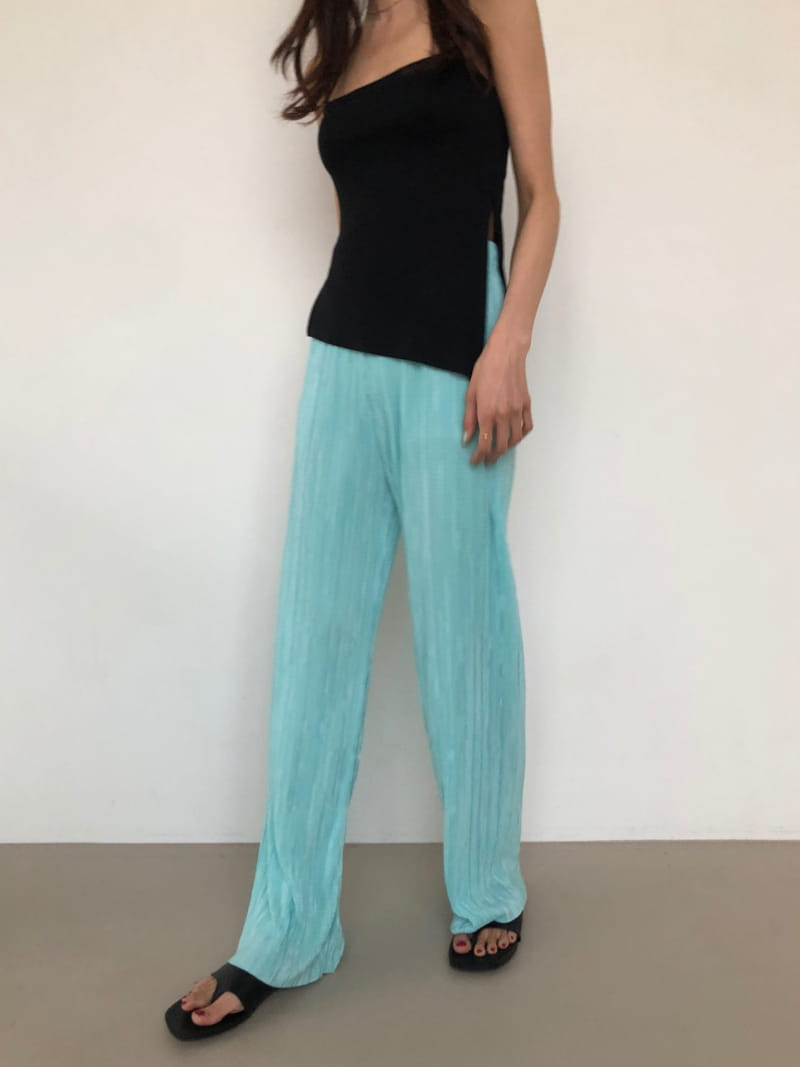 COCOJNISSI - Korean Children Fashion - #Kfashion4kids - Wadi Pleats Wrinkle Pants