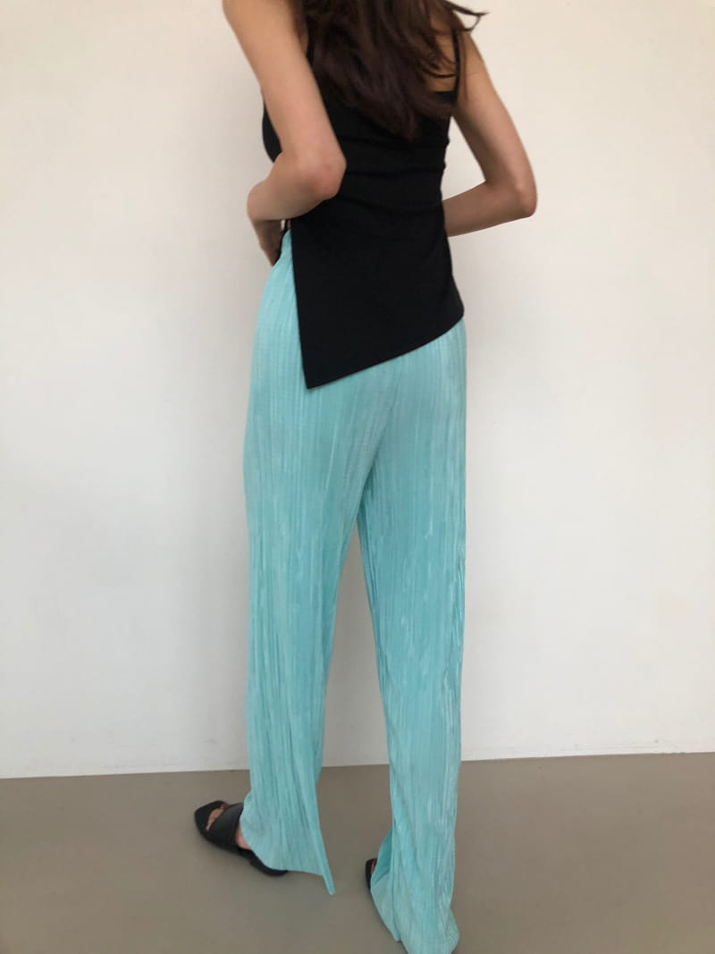 COCOJNISSI - Korean Children Fashion - #Kfashion4kids - Wadi Pleats Wrinkle Pants - 2