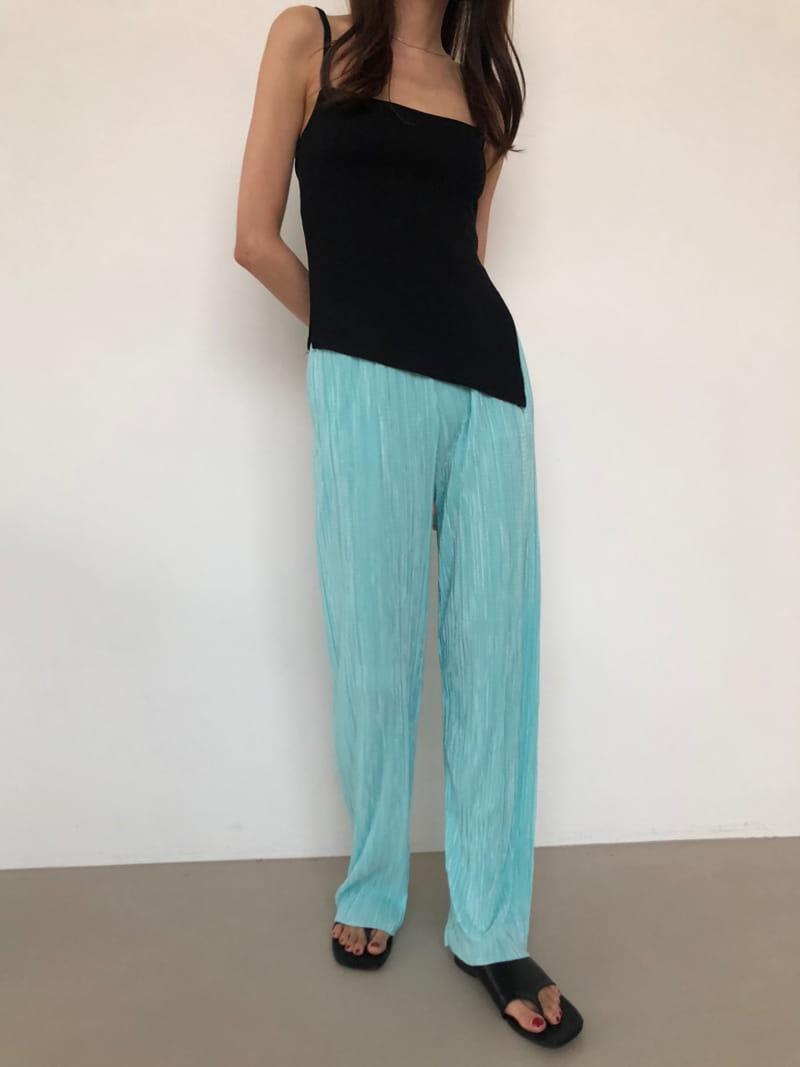 COCOJNISSI - Korean Children Fashion - #Kfashion4kids - Wadi Pleats Wrinkle Pants - 4