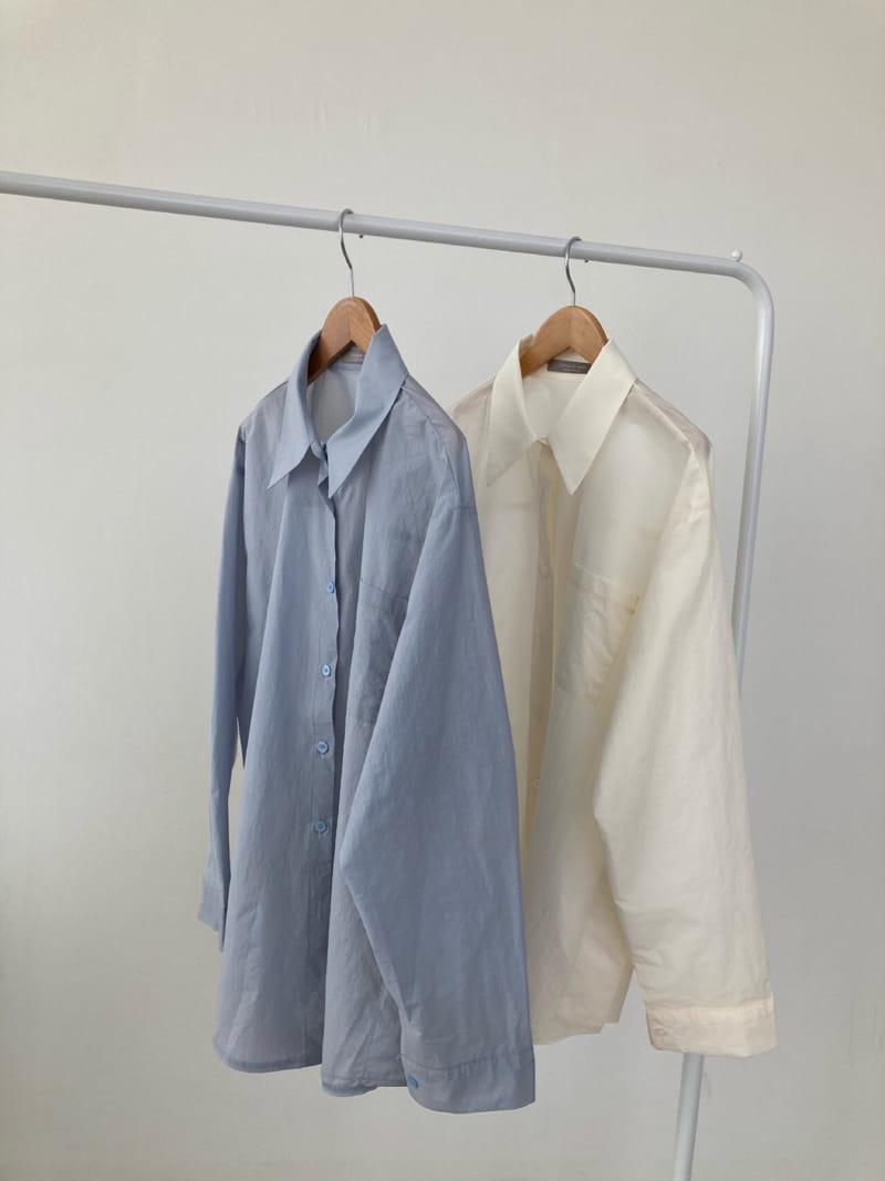 COCOJNISSI - Korean Children Fashion - #Kfashion4kids - Twelve Crunch Two Ways Shirt - 4