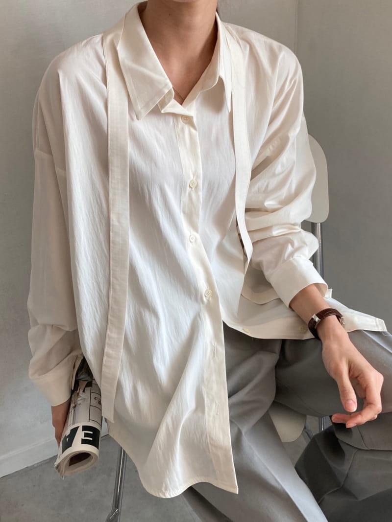 COCOJNISSI - Korean Children Fashion - #Kfashion4kids - Powder Blouse Shirt