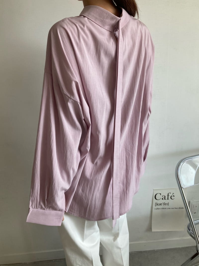 COCOJNISSI - Korean Children Fashion - #Kfashion4kids - Powder Blouse Shirt - 3