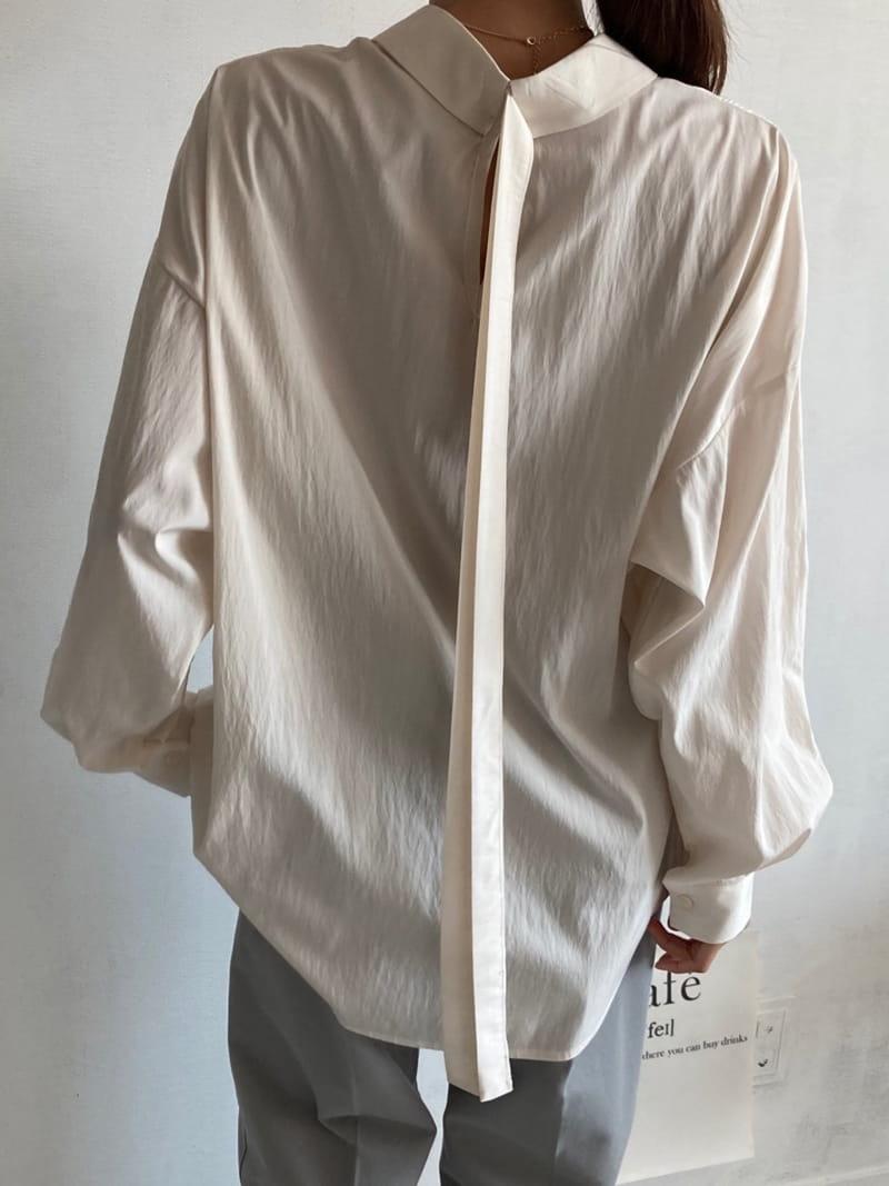 COCOJNISSI - Korean Children Fashion - #Kfashion4kids - Powder Blouse Shirt - 4