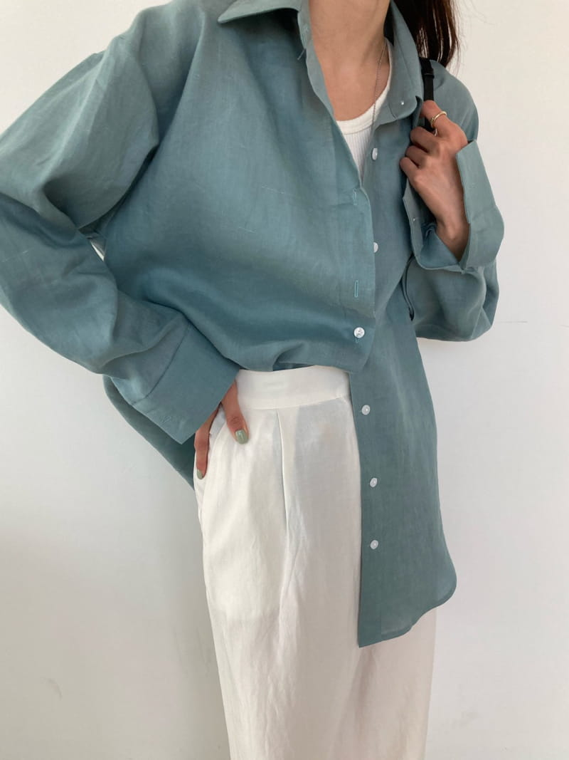 COCOJNISSI - Korean Children Fashion - #Kfashion4kids - Plat Lami Shirt
