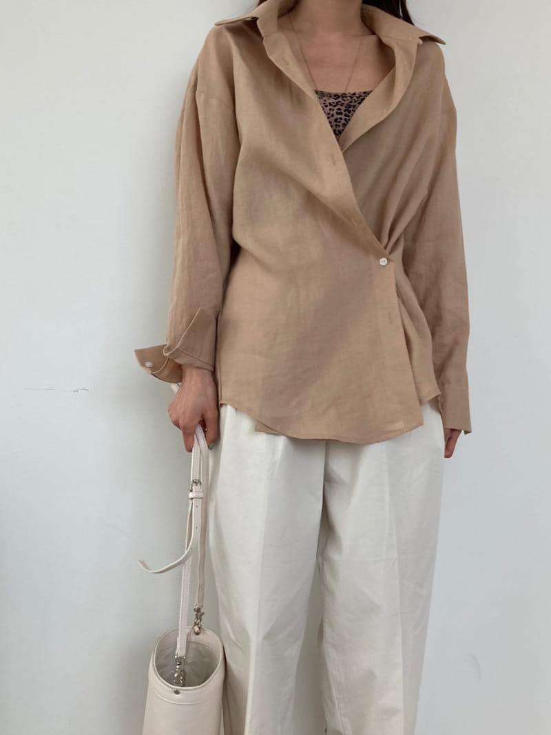 COCOJNISSI - Korean Children Fashion - #Kfashion4kids - Plat Lami Shirt - 2