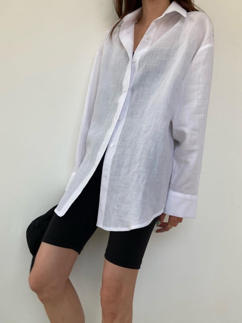 COCOJNISSI - Korean Children Fashion - #Kfashion4kids - Plat Lami Shirt - 3