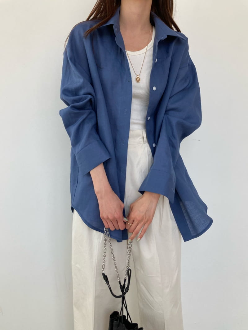 COCOJNISSI - BRAND - Korean Children Fashion - #Kfashion4kids - Plat Lami Shirt