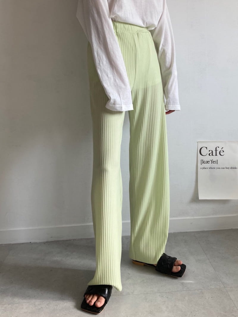 COCOJNISSI - Korean Children Fashion - #Kfashion4kids - Pico Rip Pants - 3