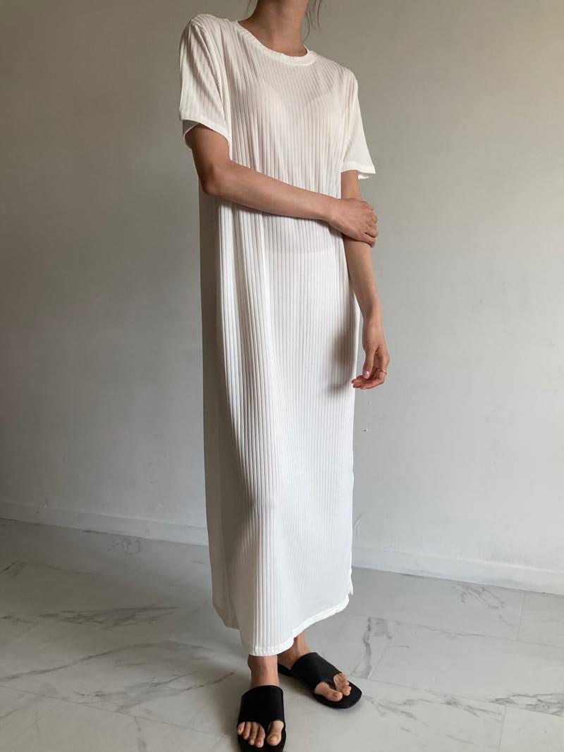 COCOJNISSI - Korean Children Fashion - #Kfashion4kids - Pico Rip One-piece - 2