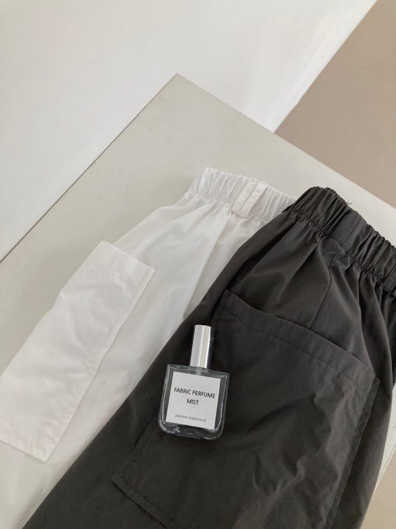 COCOJNISSI - Korean Children Fashion - #Kfashion4kids - Hiver Crunch Pocket Skirt