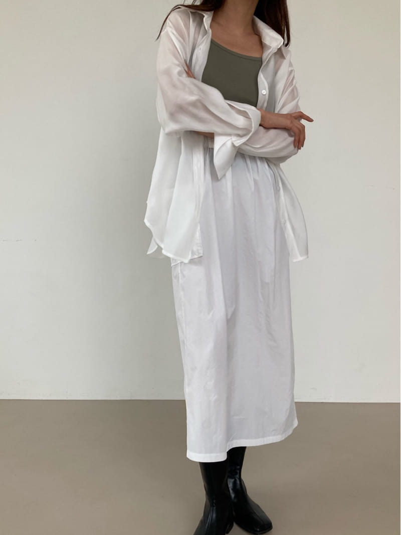 COCOJNISSI - Korean Children Fashion - #Kfashion4kids - Hiver Crunch Pocket Skirt - 3