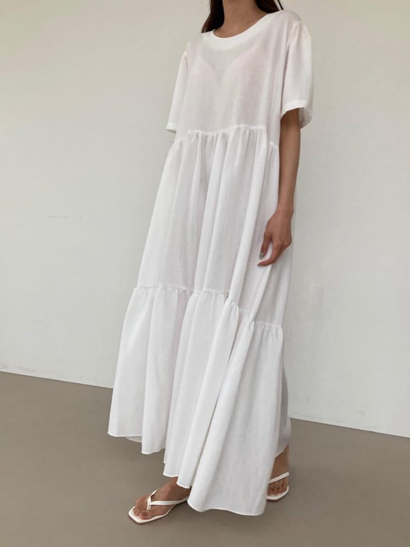 COCOJNISSI - Korean Children Fashion - #Kfashion4kids - Hernia Can Can One-piece - 2